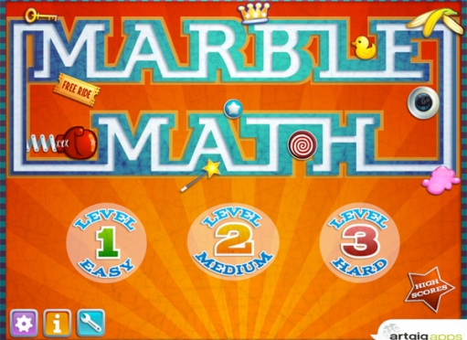 Marble Math image