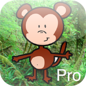 Monkey in the Middle Math Pro icon