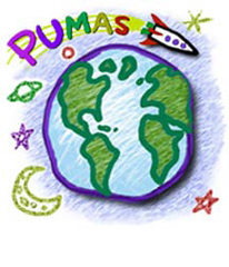 PUMAS, Practical Uses of Math and Science, logo
